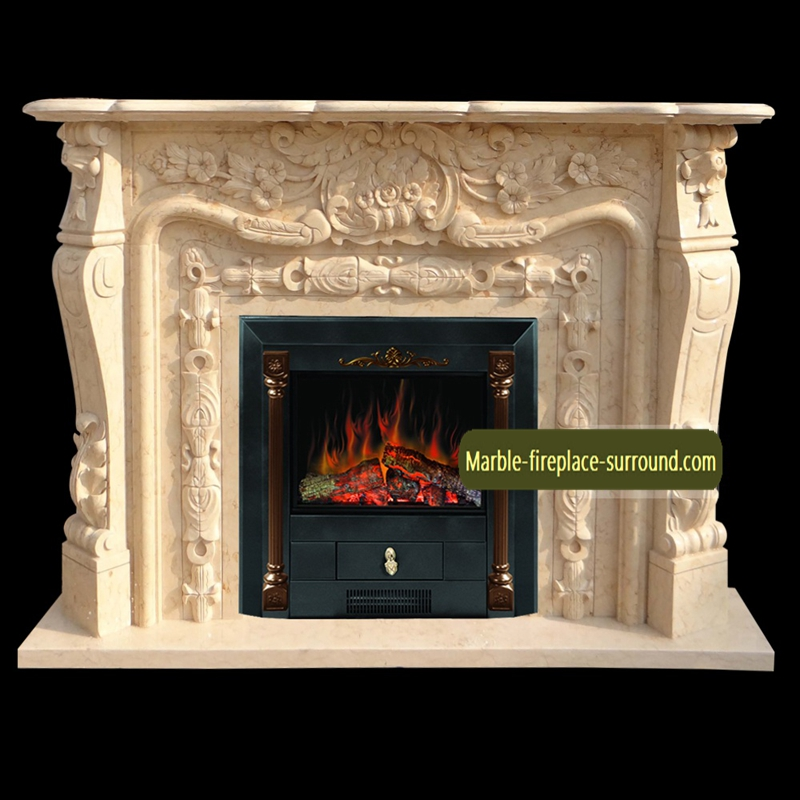 fireplace-mantel-marble