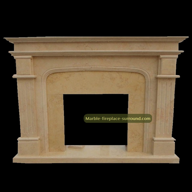 cheap marble fireplace