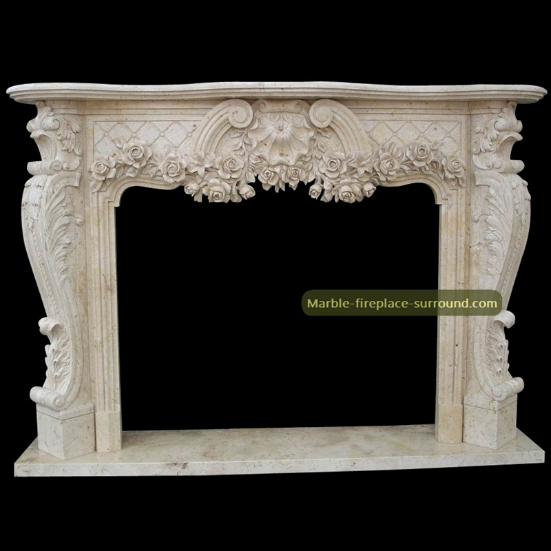 french fireplace surrounds